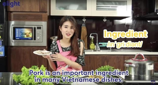 """Học tiếng Anh: """"Càn quét"""" từ vựng về đồ ăn Việt Nam - 1"""