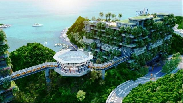 Chủ đầu tư Flamingo với tham vọng phủ xanh biệt thự trên cao tại Cát Bà - 3