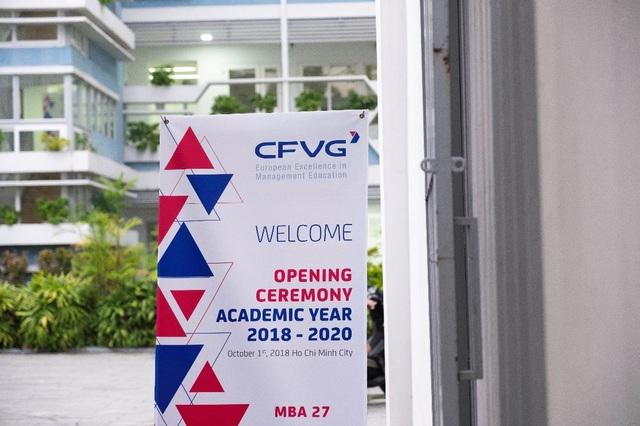 CFVG chào đón 477 tân học viên Thạc sỹ & Tiến sỹ quốc tế - 3