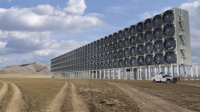Thế giới phải nỗ lực hơn nữa để loại trừ carbon dioxide ra khỏi không khí - 1