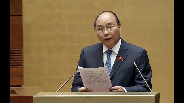 Thông thường, tại các kỳ họp Quốc hội cuối năm, Thủ tướng Chính phủ trực tiếp đăng đàn trả lời chất vấn