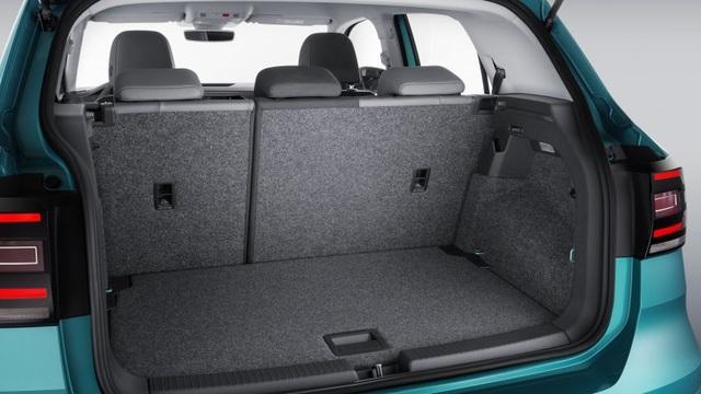 Volkswagen T-Cross - Tí hon trên thị trường SUV - Ảnh 11.