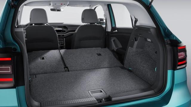 Volkswagen T-Cross - Tí hon trên thị trường SUV - Ảnh 12.