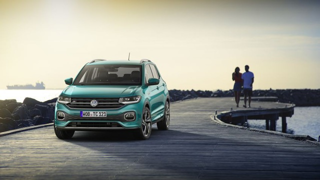 Volkswagen T-Cross - Tí hon trên thị trường SUV - Ảnh 7.