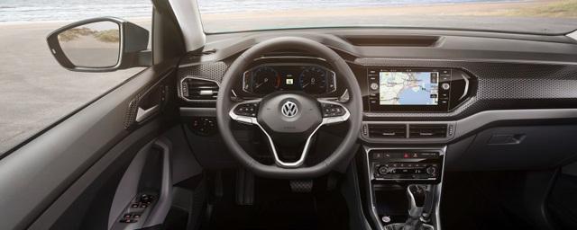 Volkswagen T-Cross - Tí hon trên thị trường SUV - Ảnh 3.