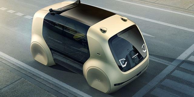 Volkswagen: Đừng làm xe tự lái một mình! - Ảnh 1.