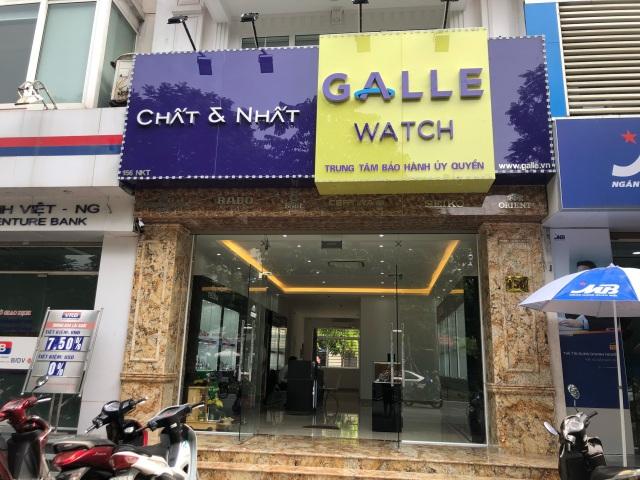 Galle Watch mở thêm điểm bán ở 156 Nguyễn Khánh Toàn (Hà Nội) - 1