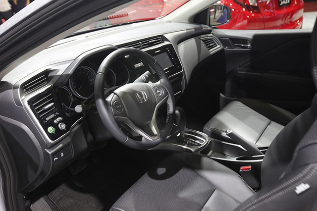 Honda Việt Nam giới thiệu 2 phiên bản giới hạn Jazz RS Mugen và City L Modulo - Ảnh 18.