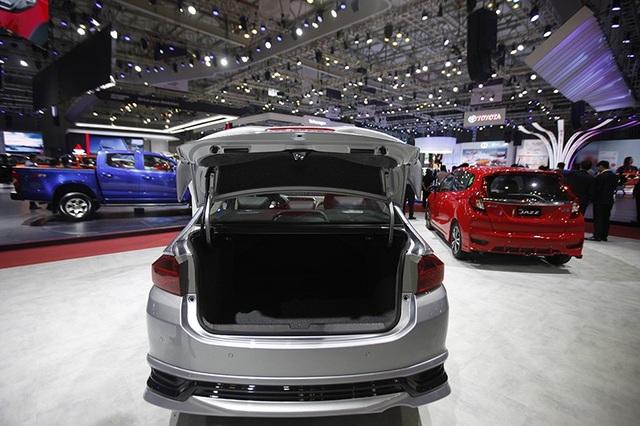 Honda Việt Nam giới thiệu 2 phiên bản giới hạn Jazz RS Mugen và City L Modulo - Ảnh 16.