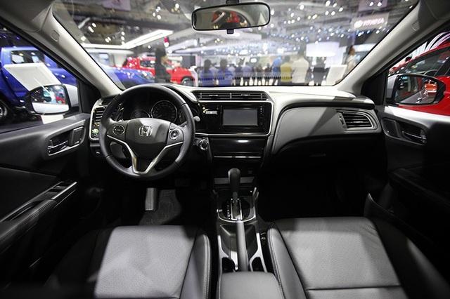 Honda Việt Nam giới thiệu 2 phiên bản giới hạn Jazz RS Mugen và City L Modulo - Ảnh 17.