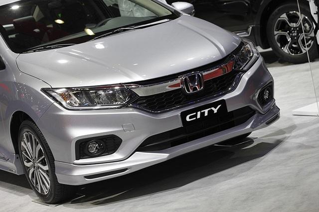 Honda Việt Nam giới thiệu 2 phiên bản giới hạn Jazz RS Mugen và City L Modulo - Ảnh 10.