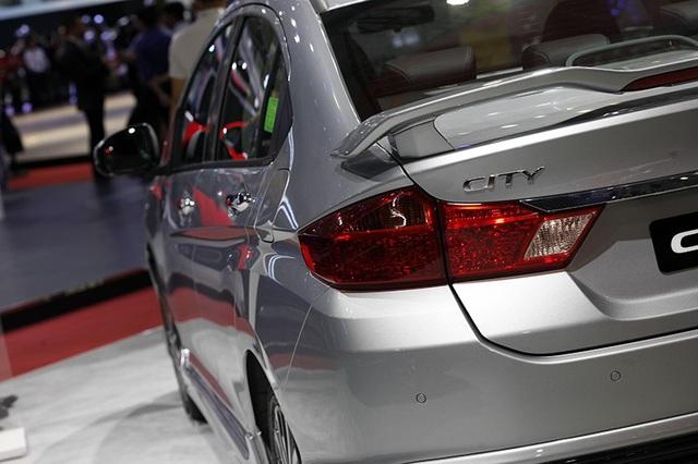 Honda Việt Nam giới thiệu 2 phiên bản giới hạn Jazz RS Mugen và City L Modulo - Ảnh 12.