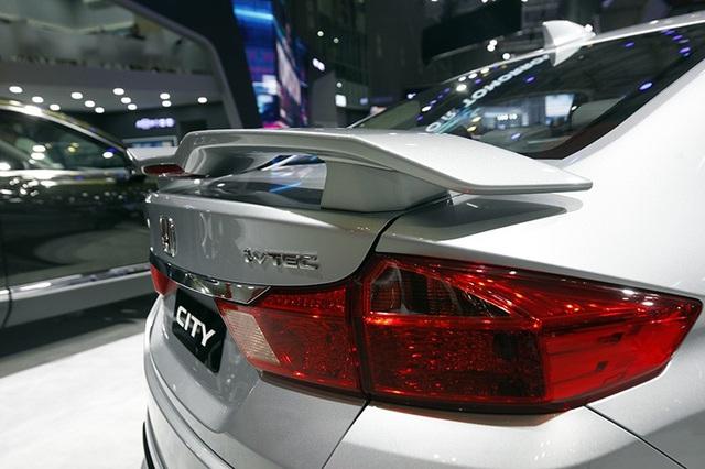 Honda Việt Nam giới thiệu 2 phiên bản giới hạn Jazz RS Mugen và City L Modulo - Ảnh 13.