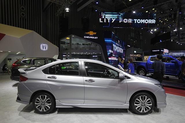 Honda Việt Nam giới thiệu 2 phiên bản giới hạn Jazz RS Mugen và City L Modulo - Ảnh 14.