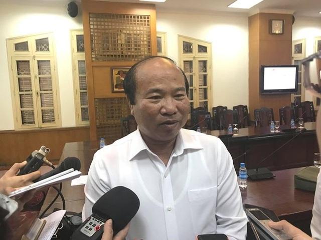 Ông Trần Ngọc Oanh – Giám đốc Sở VHTT&DL Vĩnh Phúc.