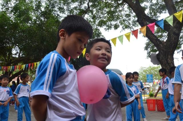 Quảng Ngãi: Học sinh thích thú với giờ ra chơi trải nghiệm - 6