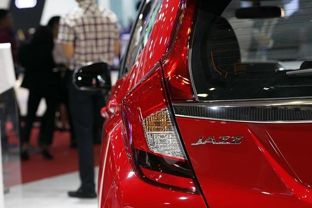 Honda Việt Nam giới thiệu 2 phiên bản giới hạn Jazz RS Mugen và City L Modulo - Ảnh 8.