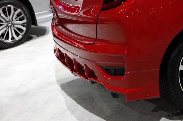 Honda Việt Nam giới thiệu 2 phiên bản giới hạn Jazz RS Mugen và City L Modulo - Ảnh 4.