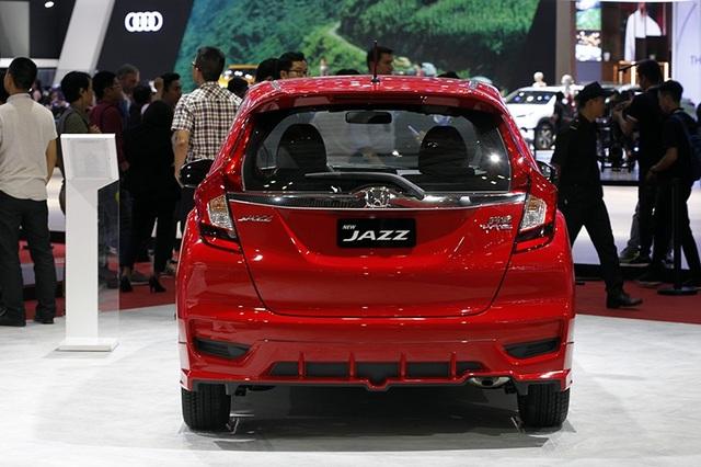 Honda Việt Nam giới thiệu 2 phiên bản giới hạn Jazz RS Mugen và City L Modulo - Ảnh 5.