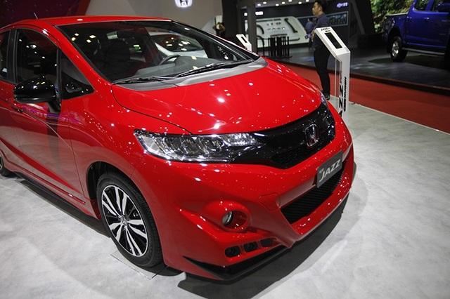 Honda Việt Nam giới thiệu 2 phiên bản giới hạn Jazz RS Mugen và City L Modulo - Ảnh 2.