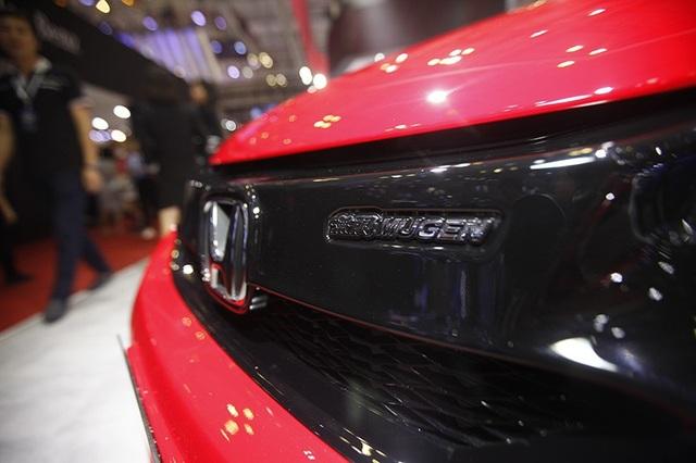 Honda Việt Nam giới thiệu 2 phiên bản giới hạn Jazz RS Mugen và City L Modulo - Ảnh 3.