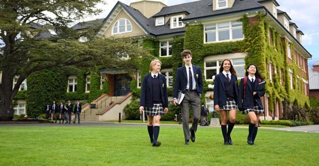 Các trường THPT nội trú Mỹ ngày càng thu hút nhiều sinh viên quốc tế theo học