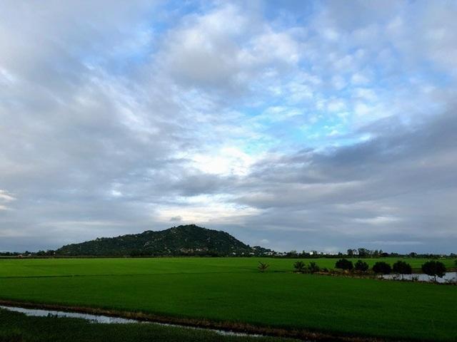 Núi Sam - ngọn núi biểu tượng của An Giang