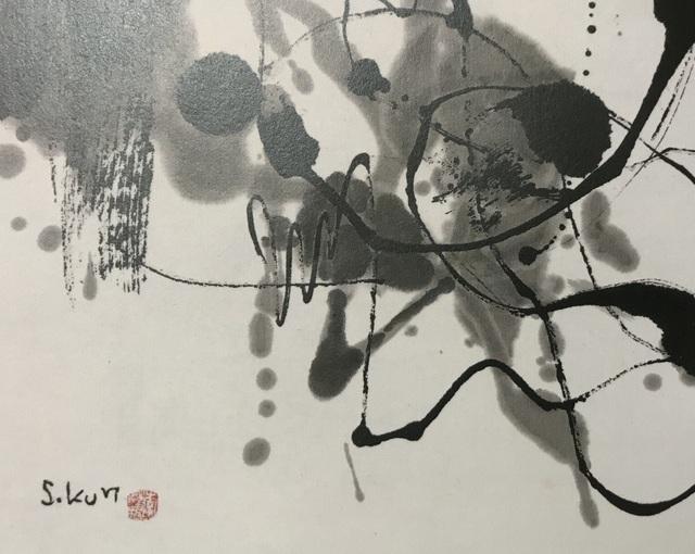 Danh hoạ nổi tiếng Hàn Quốc chính thức khai mạc triển lãm tranh tại Việt Nam - 7