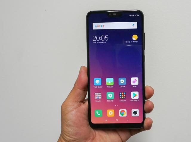 Đập hộp Xiaomi Mi 8 Lite sắp bán tại Việt Nam giá trên 6 triệu đồng - 8