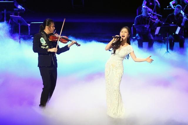 """Nữ ca sĩ cũng thể hiện lại sáng tác của Tú Dưa """"Duyên mình lỡ"""""""