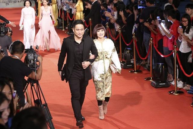 Diễn viên Minh Tiệp và ca sĩ Phương Thanh