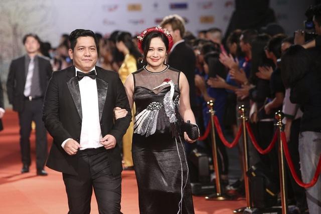 Vợ chồng Đức Thịnh - Thanh Thuý.