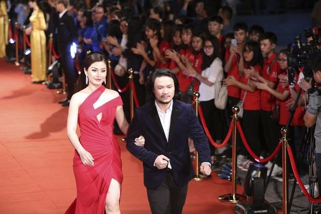 Á hậu Diễm Trang - Đạo diễn Hoàng Nhật Nam.