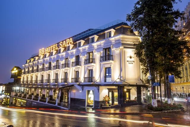 Sapa đã có thêm một khách sạn đẳng cấp phục vụ khách du lịch
