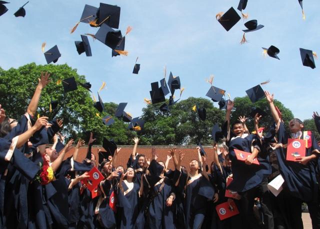 Sinh viên ngành Toán Kinh tế - trường ĐH Kinh tế quốc dân