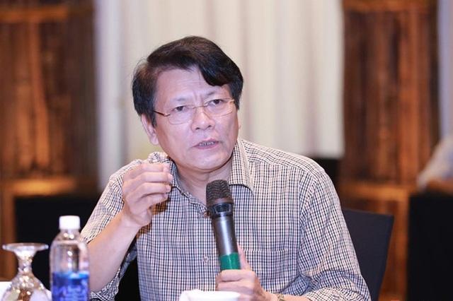 NSND Quang Vinh - Quyền Cục trưởng Cục NTBD.