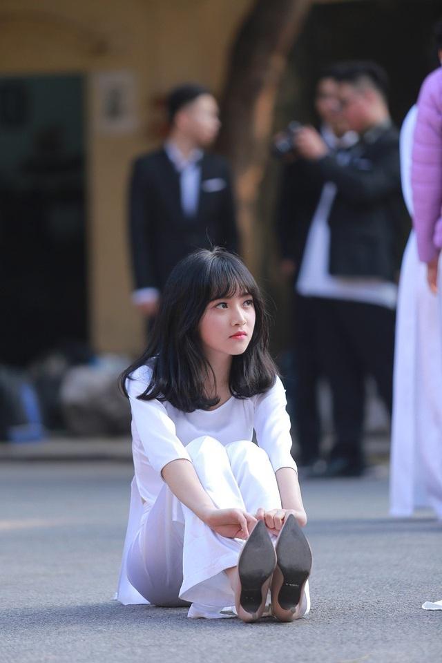 Vũ Thị Thu Phương (sinh năm 1999, Hà Nội), hiện đang là sinh viên năm 2 ngành Kinh tế đầu tư tại Học viện Chính sách và Phát triển.