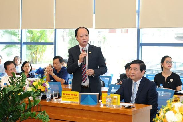 Đại biểu tham dự buổi tọa đàm