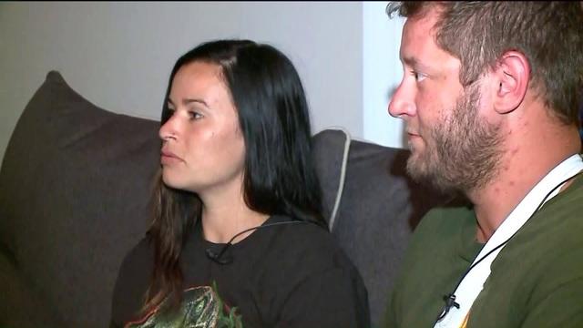 Cặp đôi du khách người Mỹ nhớ lại khoảnh khắc kinh hoàng