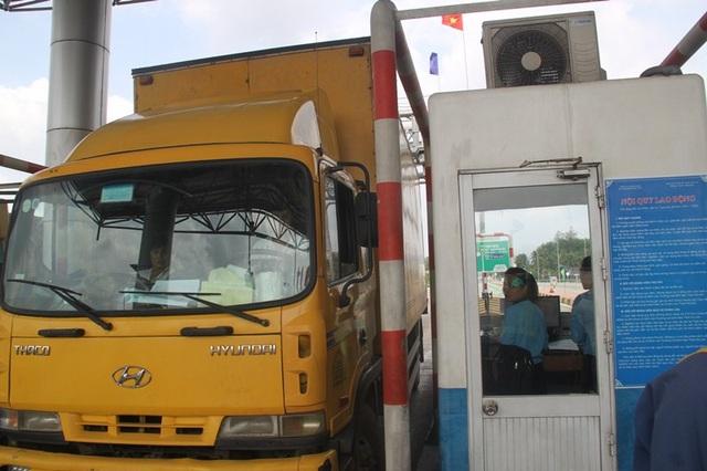 Chính thức dừng thu phí trạm BOT Bắc Bình Định (đoạn qua huyện Hoài Nhơn, tỉnh Bình Định).