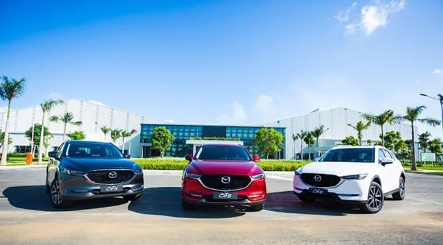 Không có khác biệt giữa chất lượng Mazda lắp ráp tại Việt Nam và Nhật Bản - 2