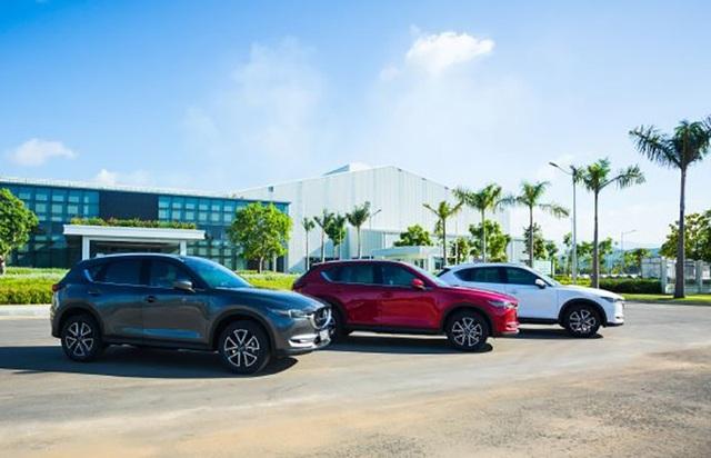 Không có khác biệt giữa chất lượng Mazda lắp ráp tại Việt Nam và Nhật Bản - 4