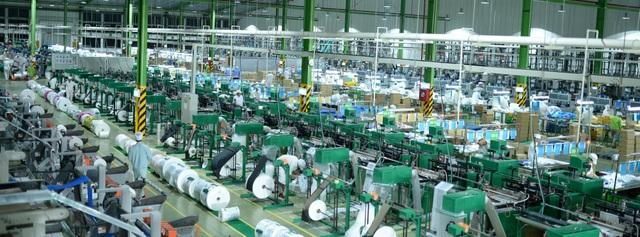 Dây chuyền sản xuất của Tập đoàn An Phát Holdings.
