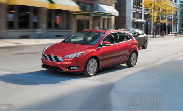Gần 1,5 triệu xe Ford Focus bị lỗi chết máy đột ngột - 1