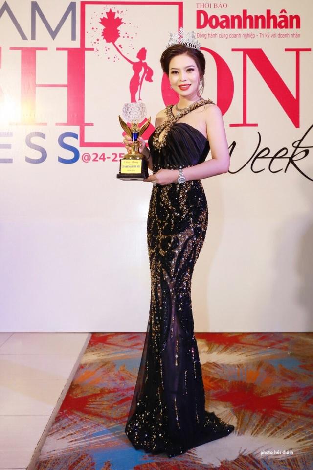 Hoa hậu Thanh Thảo - Nữ doanh nhân thành đạt đầy bí ẩn - Ảnh 1.