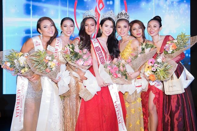 Huỳnh Vy đăng quang Hoa hậu Du lịch Thế giới 2018 - Ảnh 5.