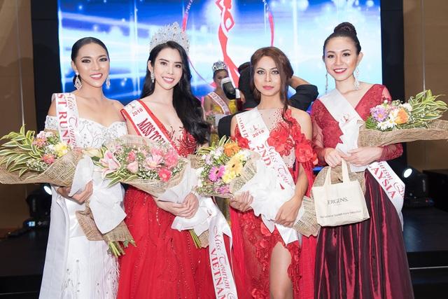 Huỳnh Vy đăng quang Hoa hậu Du lịch Thế giới 2018 - Ảnh 4.