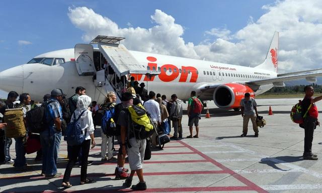Một máy bay của hãng hàng không Lion Air. (Ảnh: AFP)
