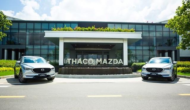Không có khác biệt giữa chất lượng Mazda lắp ráp tại Việt Nam và Nhật Bản - 1