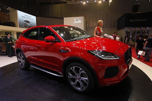 """Giá dưới 3 tỉ đồng, Jaguar E-Pace """"tuyên chiến"""" với Porsche Macan và Range Rover Evoque - 4"""